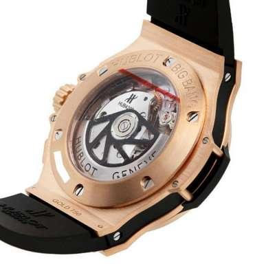 Оригинальные часы Hublot Big Bang Red Gold