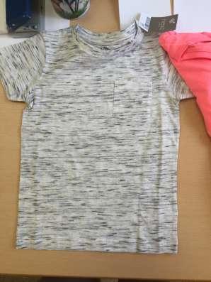 Детская футболка(в упаковке 2 шт)