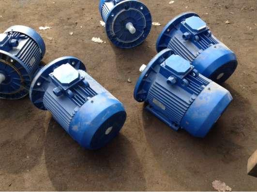 Электродвигатели в наличии - от компании «AVISTA» в г. Алматы Фото 2