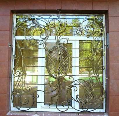 Решетка на окно в г. Симферополь Фото 2