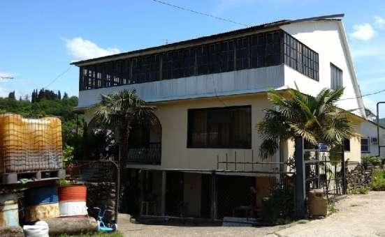 Капитальный, жилой дом в Лоо в Сочи Фото 1