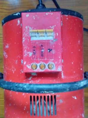 Тепловентилятор СФО-6