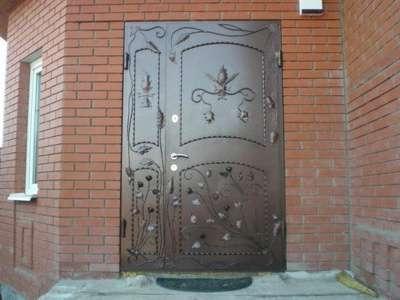 Ворота, решетки, лестницы, перила, двери