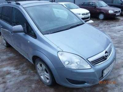 автомобиль Opel Zafira, цена 455 000 руб.,в Нижнем Новгороде Фото 3
