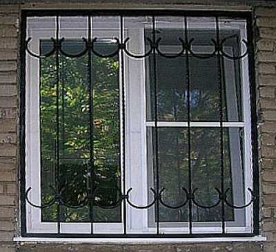 РЕШЕТКИ на окна, на балконы, на лоджии
