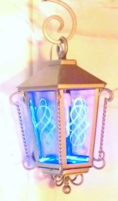 Светильник уличный подвесной в Уфе Фото 2
