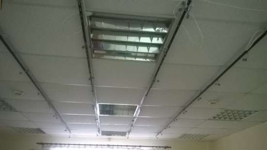 Сдадим потолок в аренду