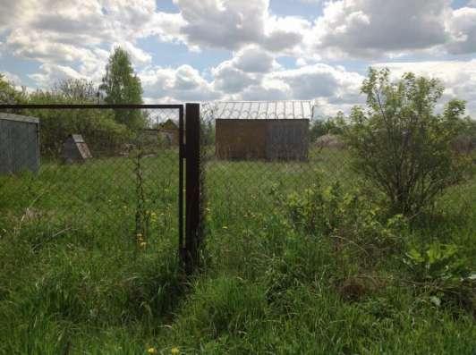 Участок 8 соток с домиком в деревне Булгаково Раменский район.