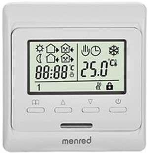 Программируемый терморегулятор для теплых полов Е51