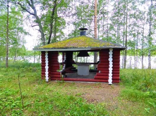 Лето в Финляндии