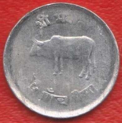 Непал 5 пайс 1977 г.