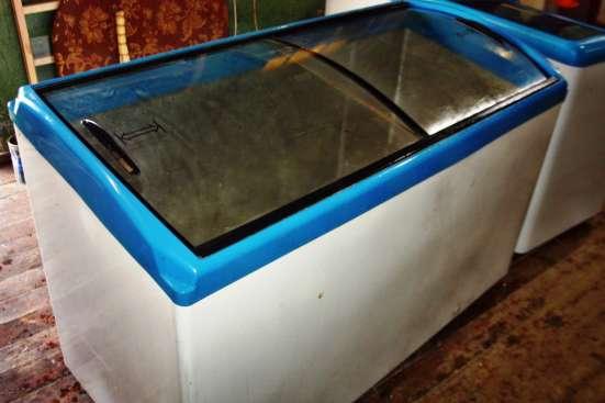 """Морозильно-холодильные камеры-лари """"Liebherr"""" б/у"""
