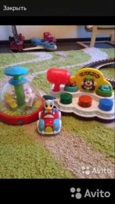 Игрушки для малыша в Москве Фото 2