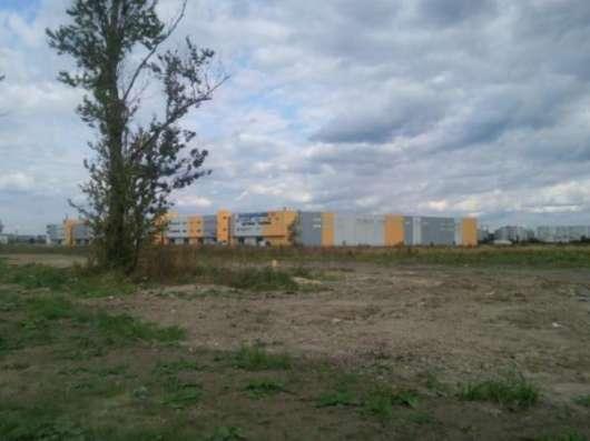 Участок 3,2 га на Пулковском шоссе в зоне ОДЗ