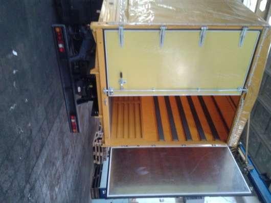 Ворота на грузовой автотранспорт в Набережных Челнах Фото 4