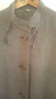 Продам замшевое немецкое пальто в г. Киев Фото 2