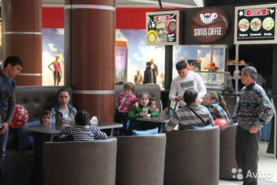 новую кофейню в ТРЦ Меганом