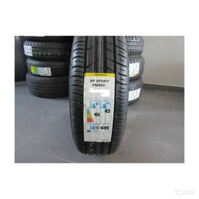 Новые комплекты Dunlop 215/50 R17 SP Sport FM800