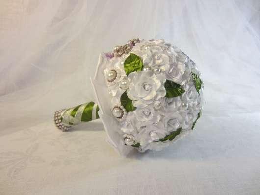 Брошь-букет, Букет невесты, Свадебный букет