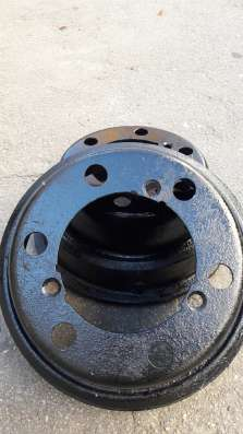 Передние тормозные барабаны на ГАЗ 52,53