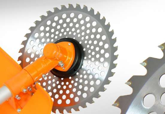 Триммер-кусторез бензиновый Carver GBC-026 в Уфе Фото 5