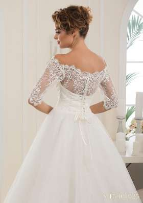 Пышное свадебное платье Elena Morar в Москве Фото 1