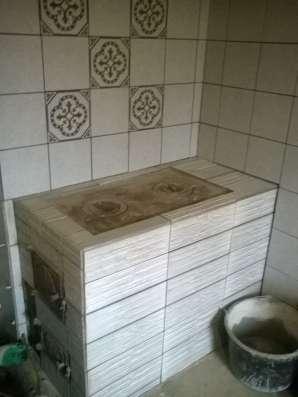 Укладка кафельной плитки(кафельщик+) в Челябинске Фото 1