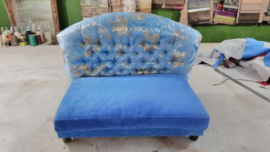 Реставрация, ремонт и изготовление мягкой мебели в Брянске Фото 4