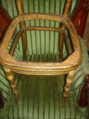 старинный стул фирмы КОНЪ(в реставрацию) в Санкт-Петербурге Фото 3