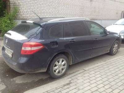 автомобиль Renault Laguna, цена 320 000 руб.,в Калуге Фото 3