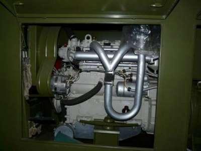 дизель генератор электростанция АД-100-Т