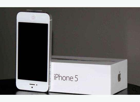 iPhone 5 16Gb Новые (Магазин)