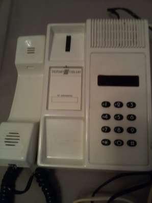 Телефон проводной кнопочный Телур в Новосибирске Фото 2