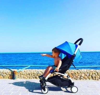 Прокат колясок Babyzen Yoyo