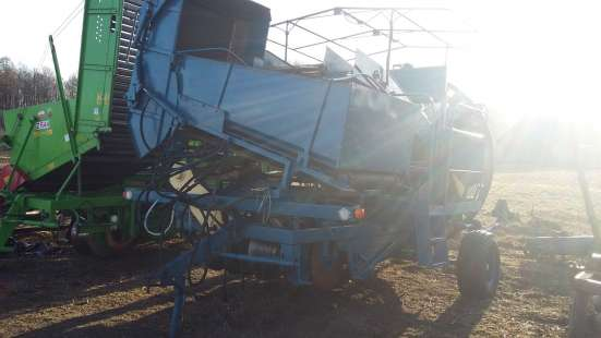 Комбайн для уборки картошки анна в г. Брест Фото 4