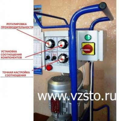 Оборудование для пенополиуретана ДУГАтм