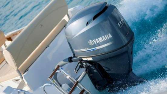 Лодочный двигатель Yamaha F115 BETL