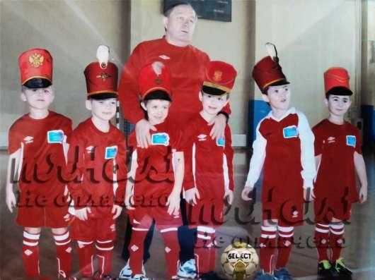 Детская футбольная лига набор с 3 лет