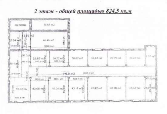 Аренда офиса 800 кв.м в Санкт-Петербурге Фото 1