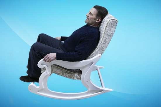 Кресло качалка Шерлок в г. Белая Церковь Фото 2