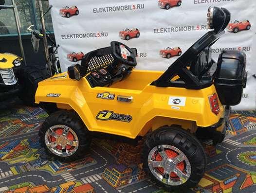 Продаем детский электромобиль хаммер е444кх в г. Долгопрудный Фото 1