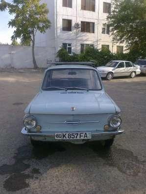 Автомобиль ЗАЗ-968-М