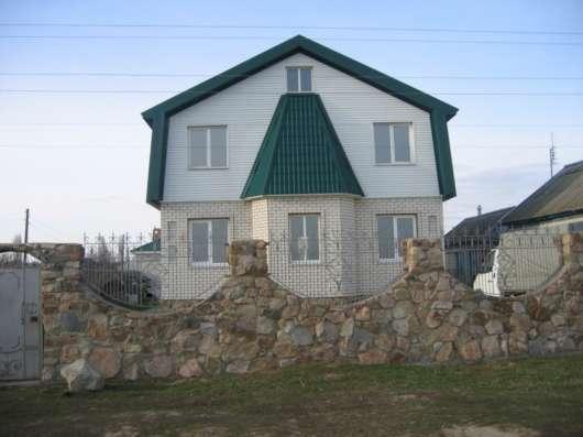 Коттедж на берегу Карповского водохранилища п Ильевка