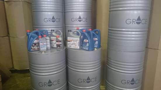 GRACE масла моторные гидравлические трансмиссионные в Егорьевске Фото 1