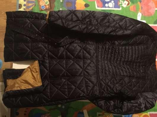Conver Куртка утепленная, новая, 42 размер