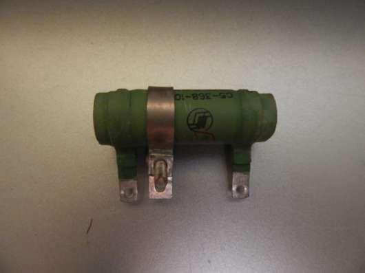 Резистор проволочный