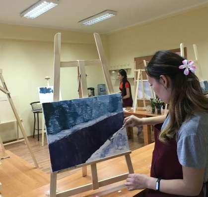Курсы живописи для взрослых в г. Алматы Фото 2