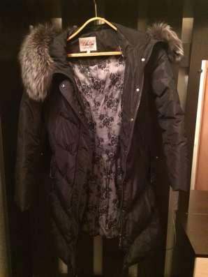 Зимнее женское пальто в Москве Фото 3