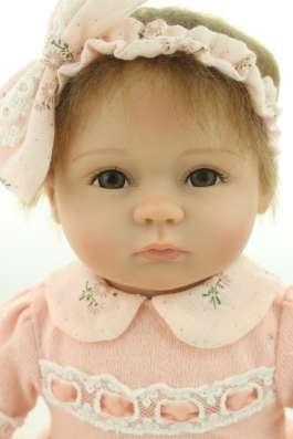 Кукла реборн новая