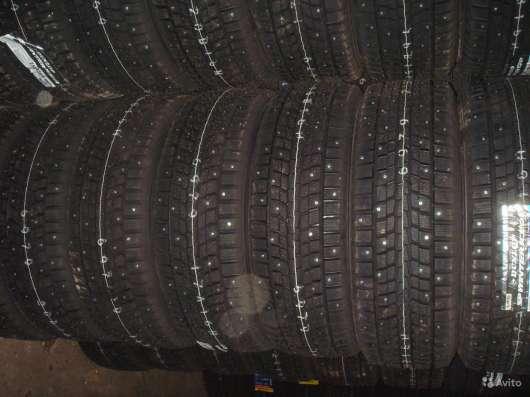 Новые японские Dunlop 285/60 R18 Winter ICE01